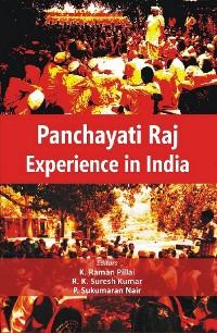 Cover Panchayati Raj Experience in India