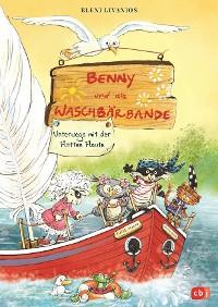 Cover Benny und die Waschbärbande - Unterwegs mit der Flotten Flaute