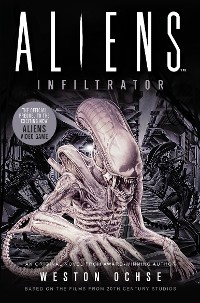 Cover Aliens: Infiltrator