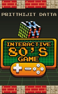 Cover Interactive 80's Game