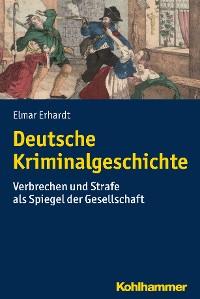 Cover Deutsche Kriminalgeschichte