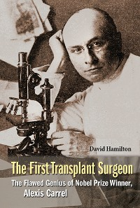 Cover The First Transplant Surgeon