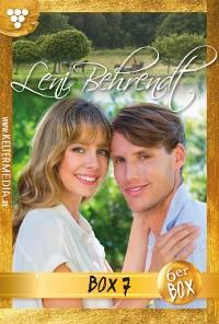 Cover Leni Behrendt Jubiläumsbox 7 - Liebesroman