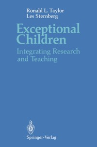 Cover Exceptional Children