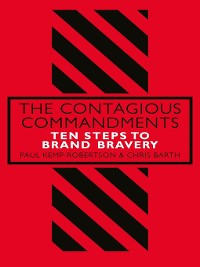 Cover The Contagious Commandments