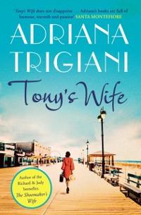Cover Tony's Wife