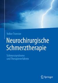 Cover Neurochirurgische Schmerztherapie