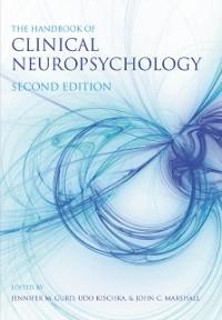 Cover Handbook of Clinical Neuropsychology