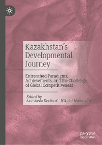 Cover Kazakhstan's Developmental Journey