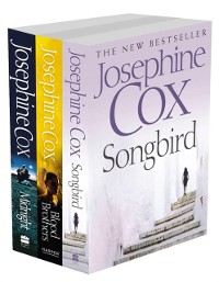 Cover Josephine Cox 3-Book Collection 1: Midnight, Blood Brothers, Songbird