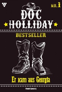 Cover Doc Holliday Bestseller 1 – Western
