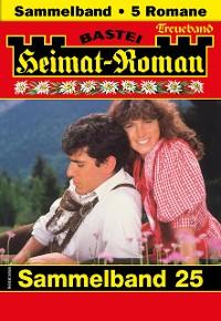 Cover Heimat-Roman Treueband 25 - Sammelband