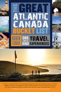 Cover Great Atlantic Canada Bucket List