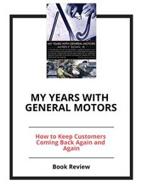 Cover My Years With General Motors