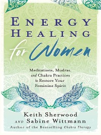 Cover Energy Healing for Women