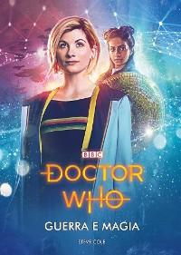 Cover Doctor Who - Guerra e magia