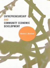Cover Entrepreneurship and Community Economic Development