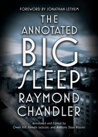 Cover Annotated Big Sleep