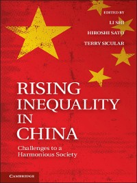 Cover Rising Inequality in China