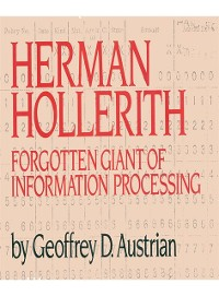 Cover Herman Hollerith