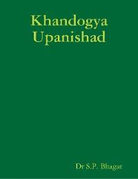 Cover Khandogya Upanishad
