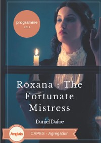 Cover Roxana : The Fortunate Mistress