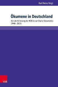 Cover Ökumene in Deutschland