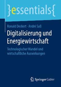Cover Digitalisierung und Energiewirtschaft