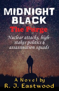 Cover Midnight Black - the Purge