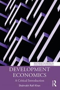 Cover Development Economics
