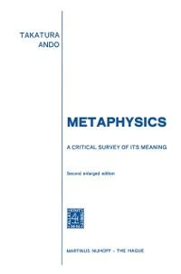 Cover Metaphysics