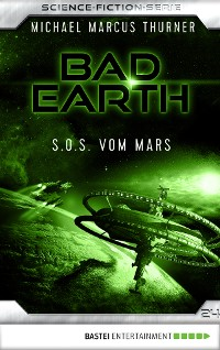 Cover Bad Earth 24 - Science-Fiction-Serie