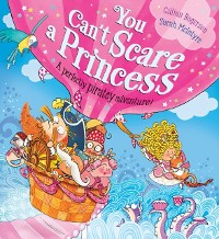 Cover You Can't Scare a Princess!