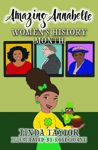 Cover Amazing Annabelle-Women's History Month