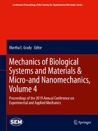 Cover Mechanics of Biological Systems and Materials & Micro-and Nanomechanics, Volume 4