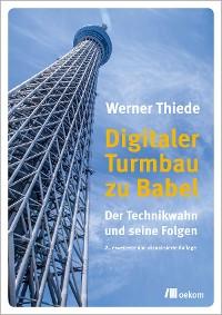 Cover Digitaler Turmbau zu Babel