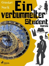 Cover Ein verbummelter Student