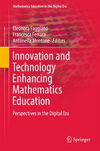 Cover Innovation and Technology Enhancing Mathematics Education