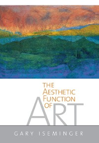 Cover The Aesthetic Function of Art