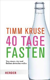 Cover 40 Tage fasten
