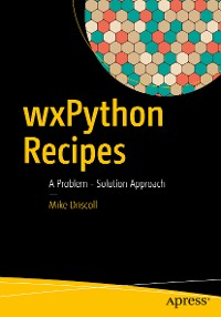 Cover wxPython Recipes
