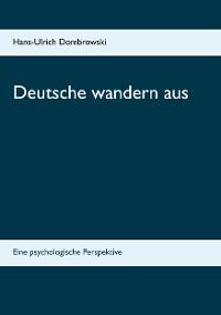 Cover Deutsche wandern aus