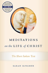 Cover Meditations on the Life of Christ