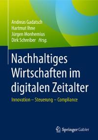 Cover Nachhaltiges Wirtschaften im digitalen Zeitalter