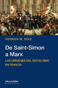 Cover De Saint-Simon a Marx
