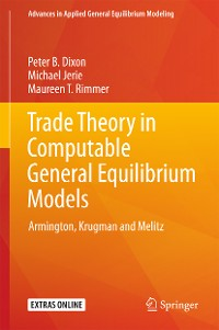 Cover Trade Theory in Computable General Equilibrium Models