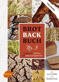 Cover Brotbackbuch Nr. 3