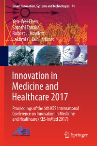 Cover Innovation in Medicine and Healthcare 2017
