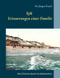 Cover Sylt - Erinnerungen einer Familie