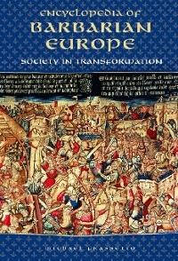 Cover Encyclopedia of Barbarian Europe
